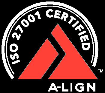 ISO 27001 Certified Logo